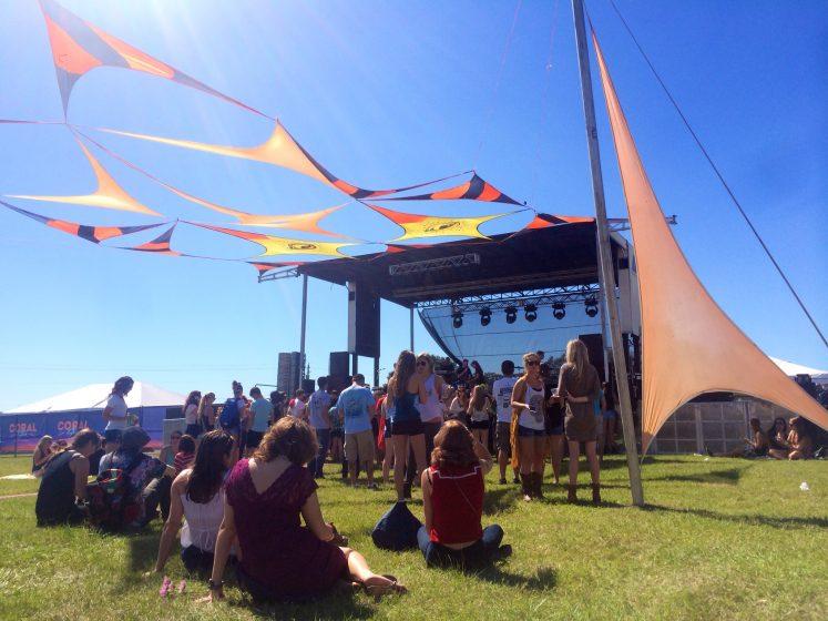 Coral Skies Music Festival enchants Tampa