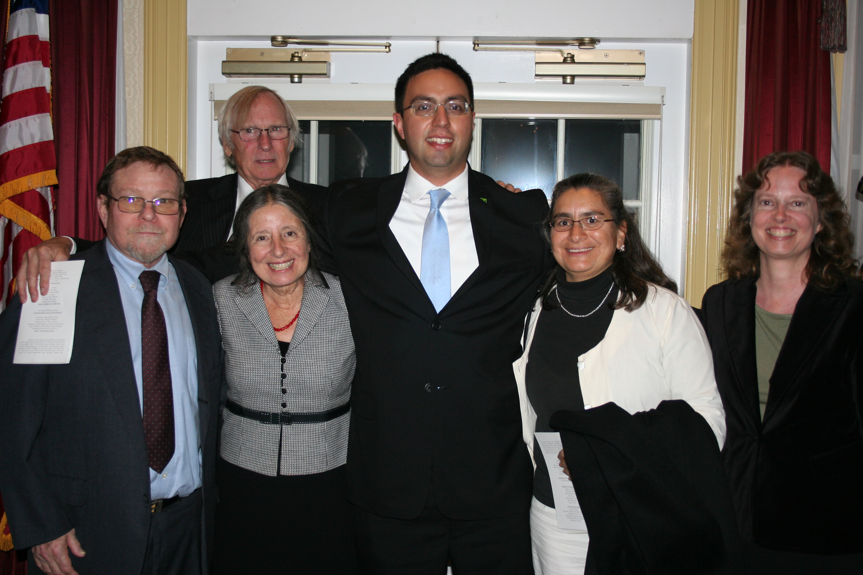 Alum is first undocumented immigrant admitted to Bar