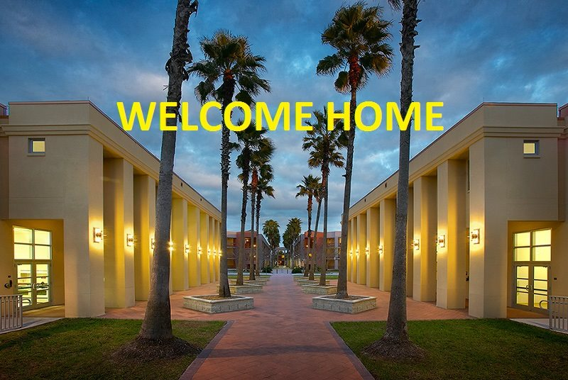 Welcome back to campus!