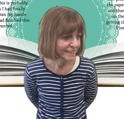 Ten questions with our lady of the library, Caroline Reed