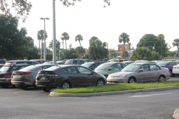 Parking issues arise amid Heiser construction