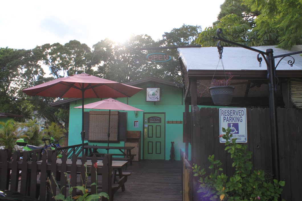Discovering the Green Bean Coffee House
