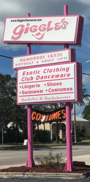 Sexy Sarasota: Exploring our adult stores