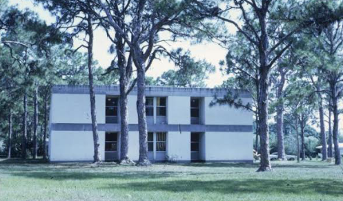 Not So New College: The past of the Palmer Buildings
