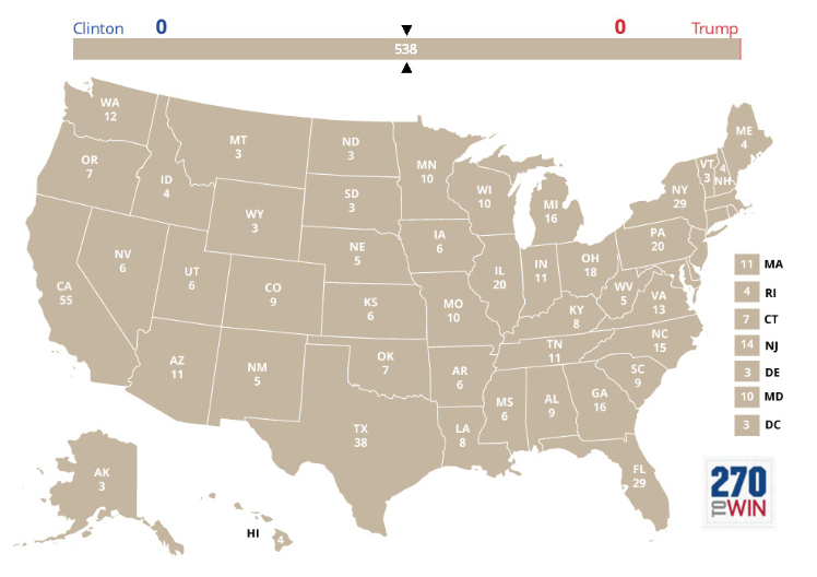 The Electoral College: a defective elective system?
