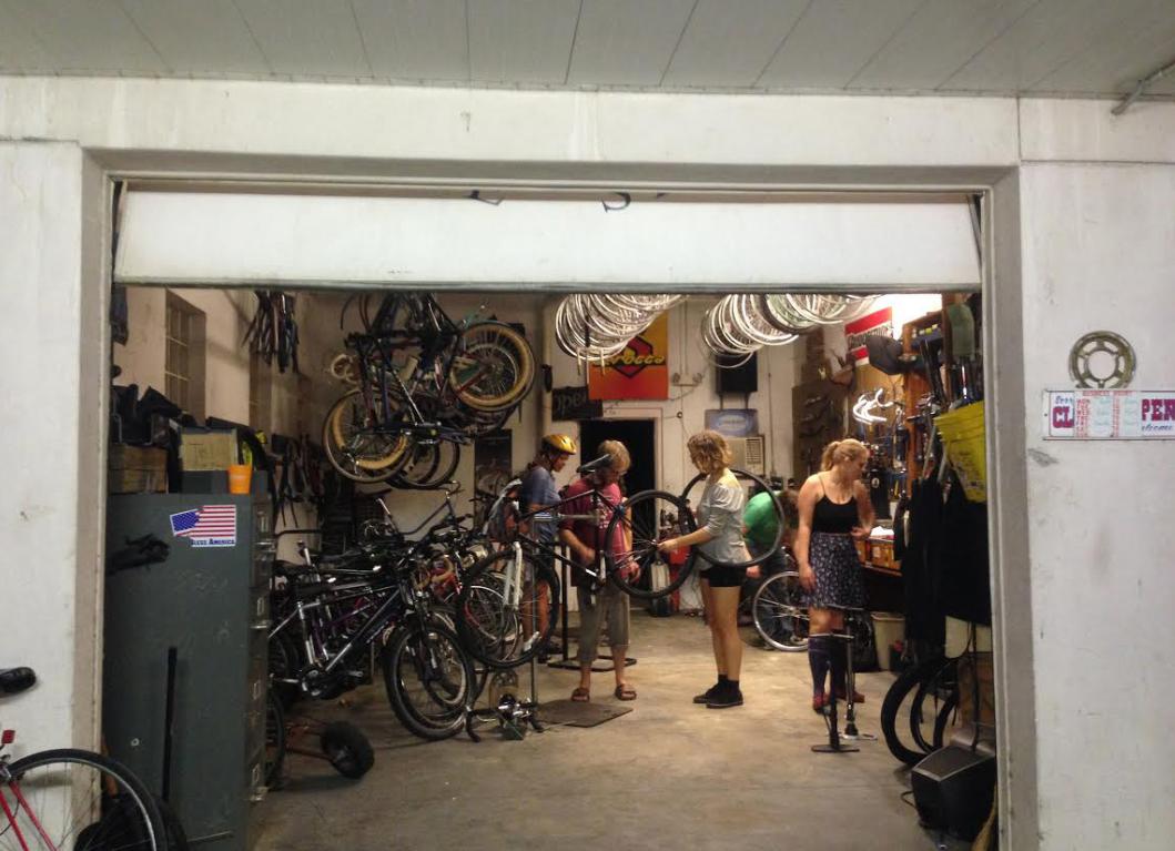 "Bike Shoppe takes ""political"" stance with pastelitos"