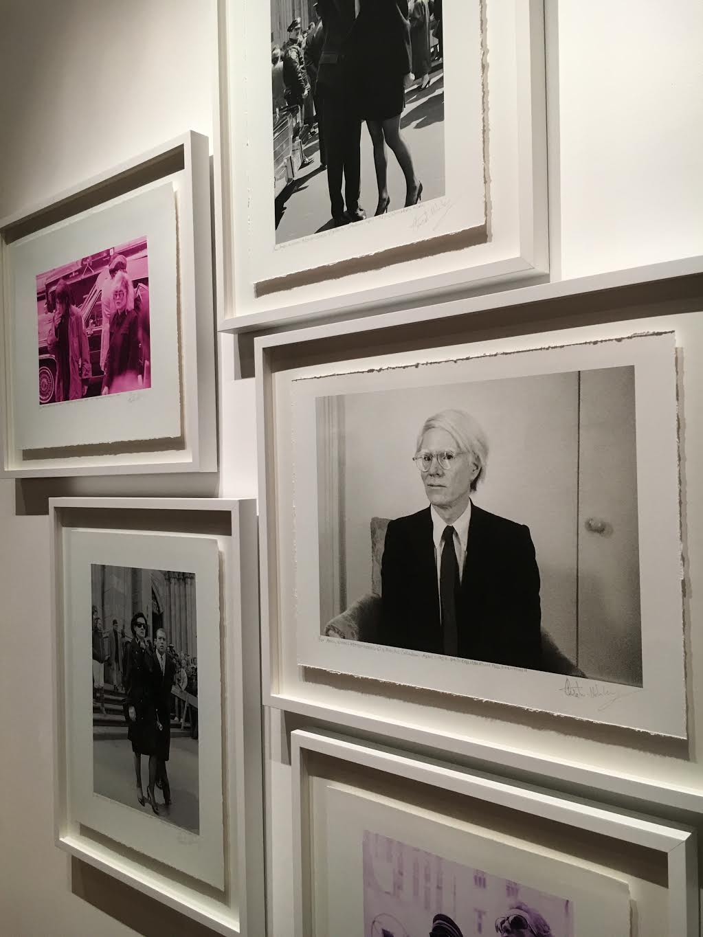 Exploring our affinity for Andy Warhol  two local galleries pay homage