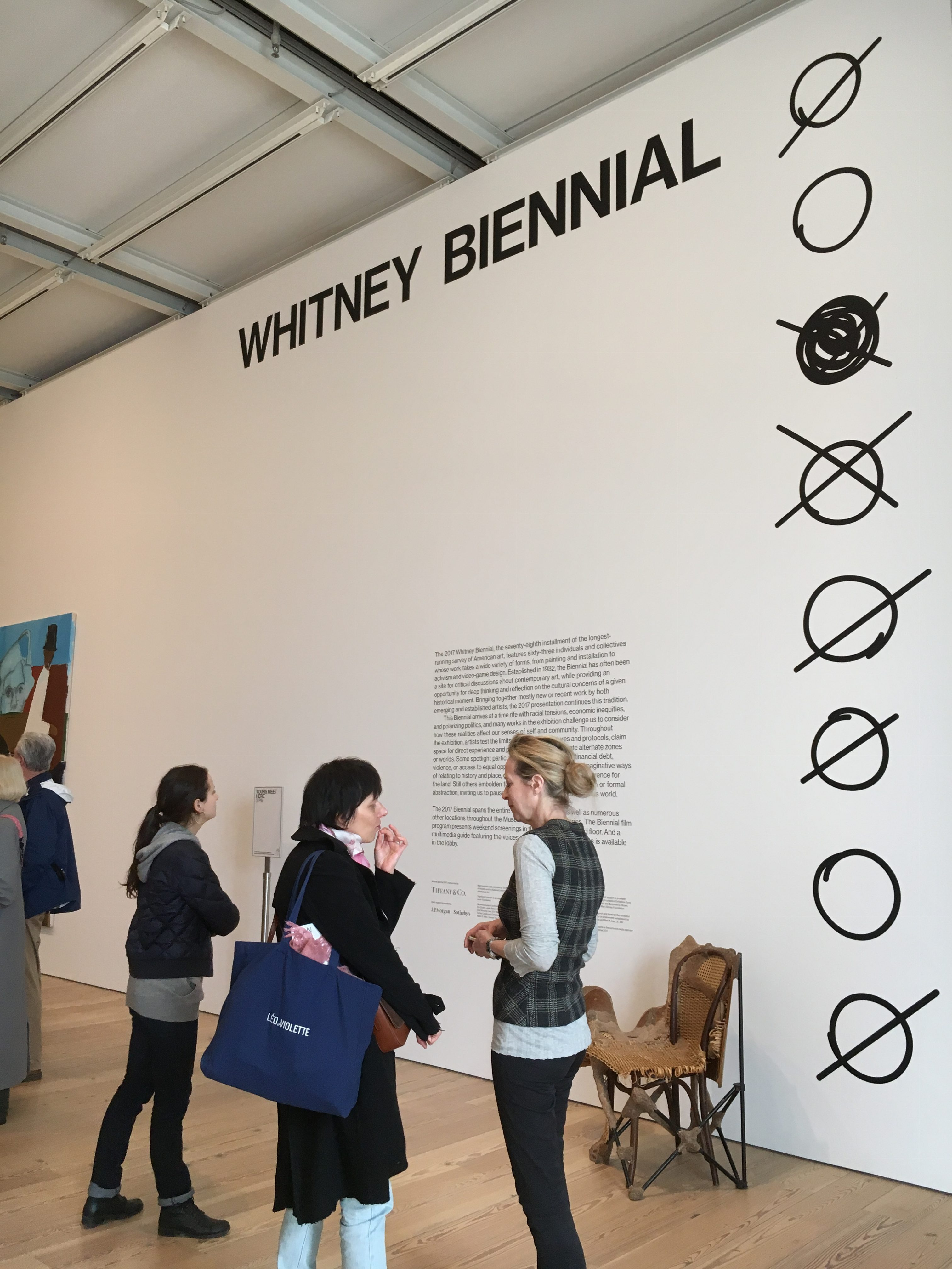 Whitney Biennial tackles contemporary issues with historical precedence