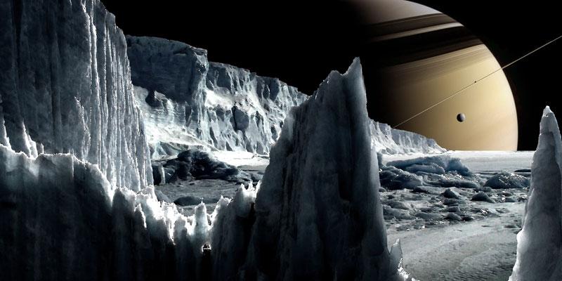 Eureka! Life on Enceladus?