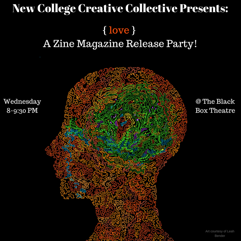 New College Creative Collective to release Creative Anthology Vol.