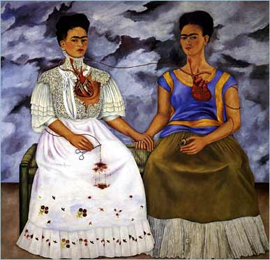 """Frida Kahlo's legacy: exploring gender in art and art history"" at Feminist Fridays"