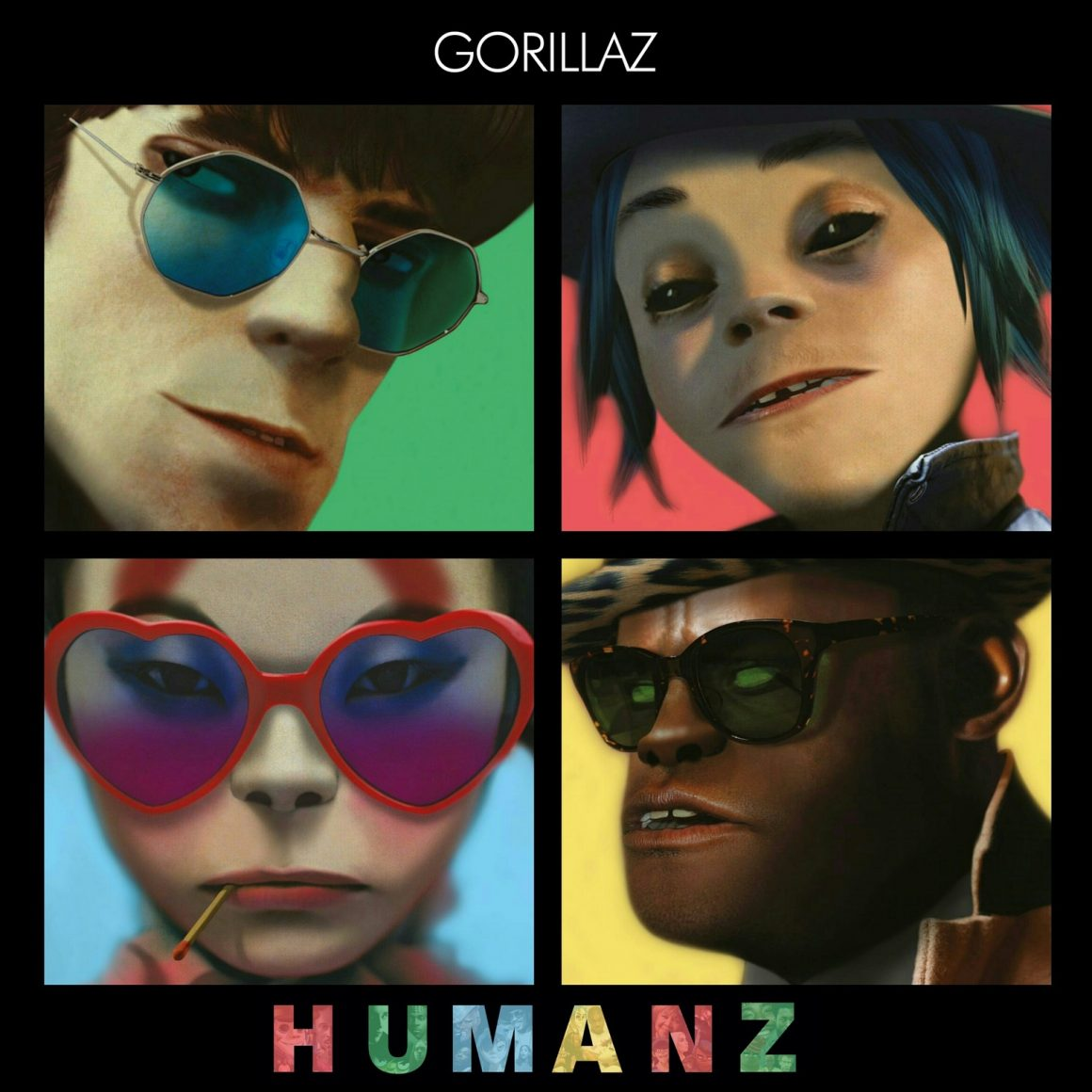 New Gorillaz album released after 7 years of silence