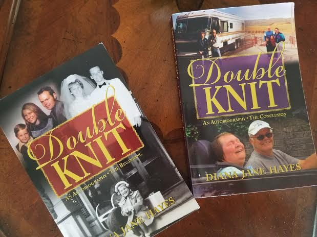 Double Knit: the stories of Diana Hayes