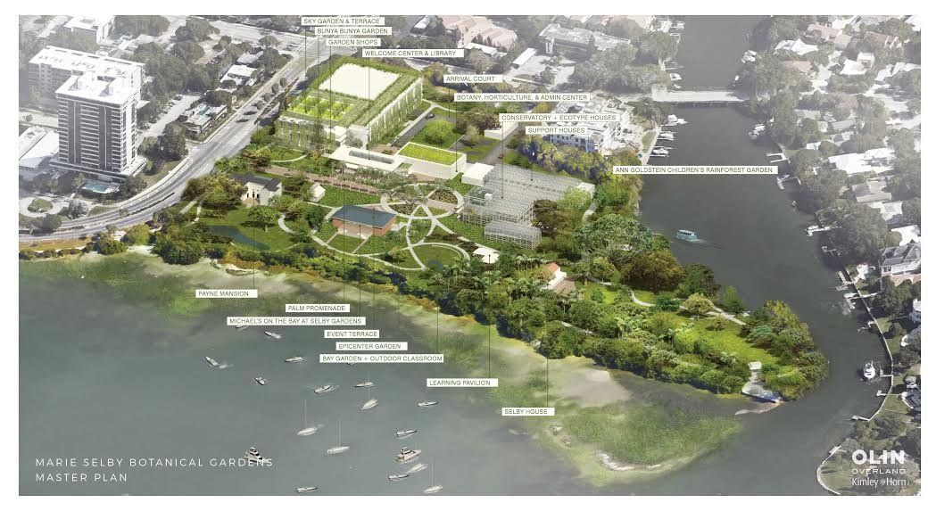 Sarasota steps towards the future with Selby Gardens growth plan