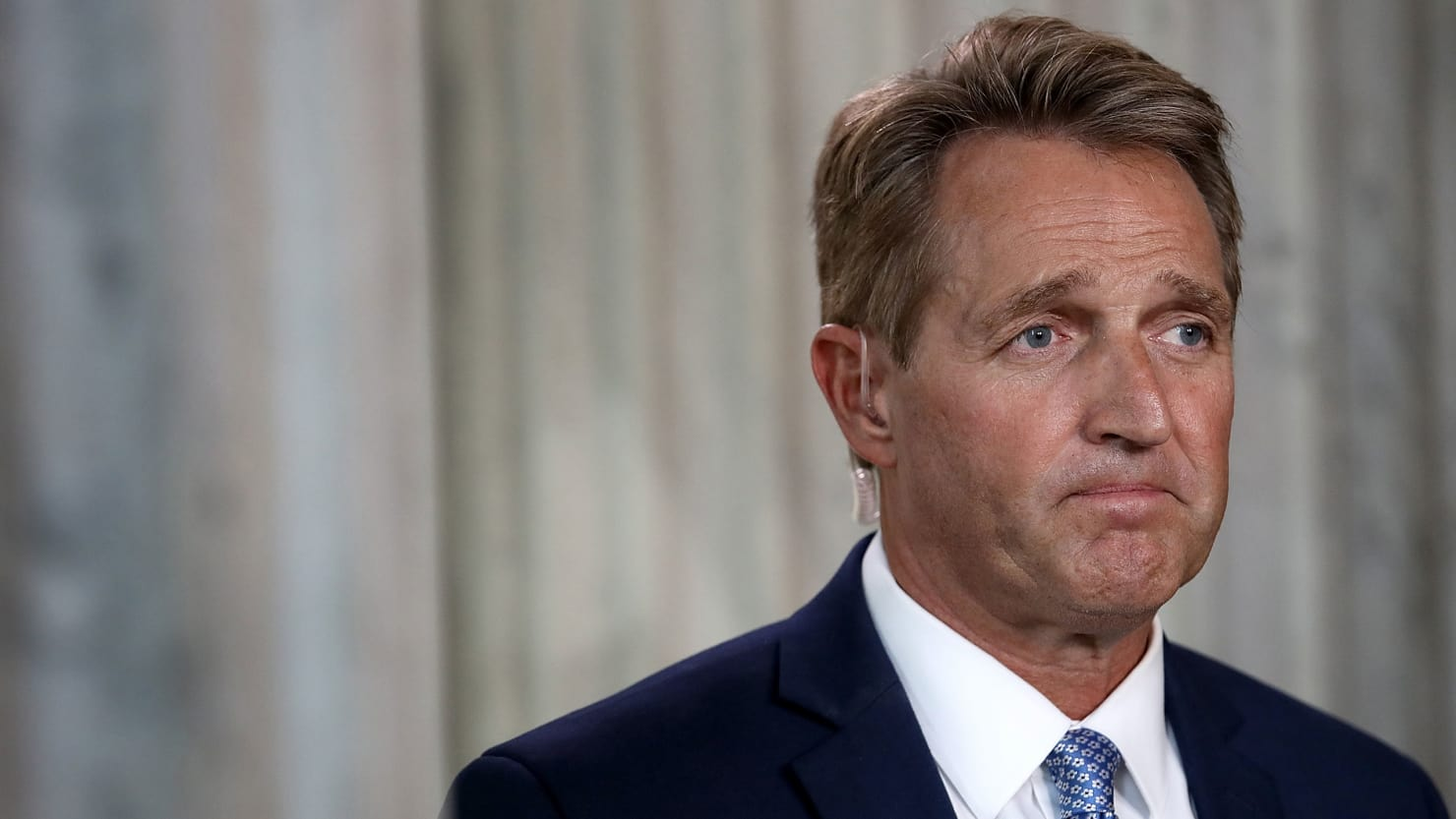 Flake joins Corker in protest as Trump continues to uproot political landscape