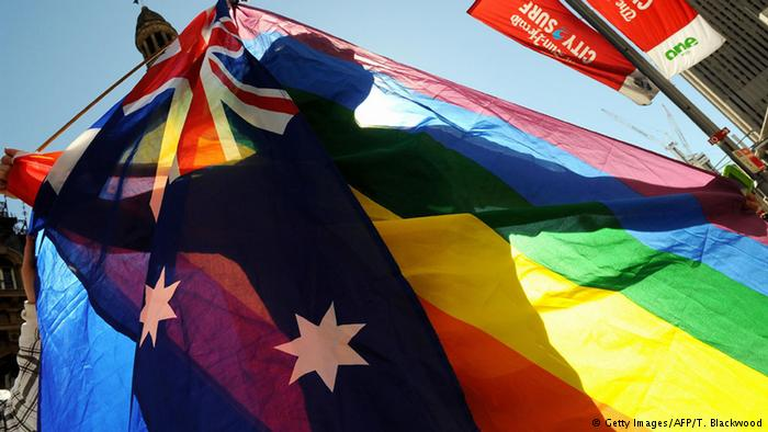 Australia to become 26th country to legalize same-sex unions