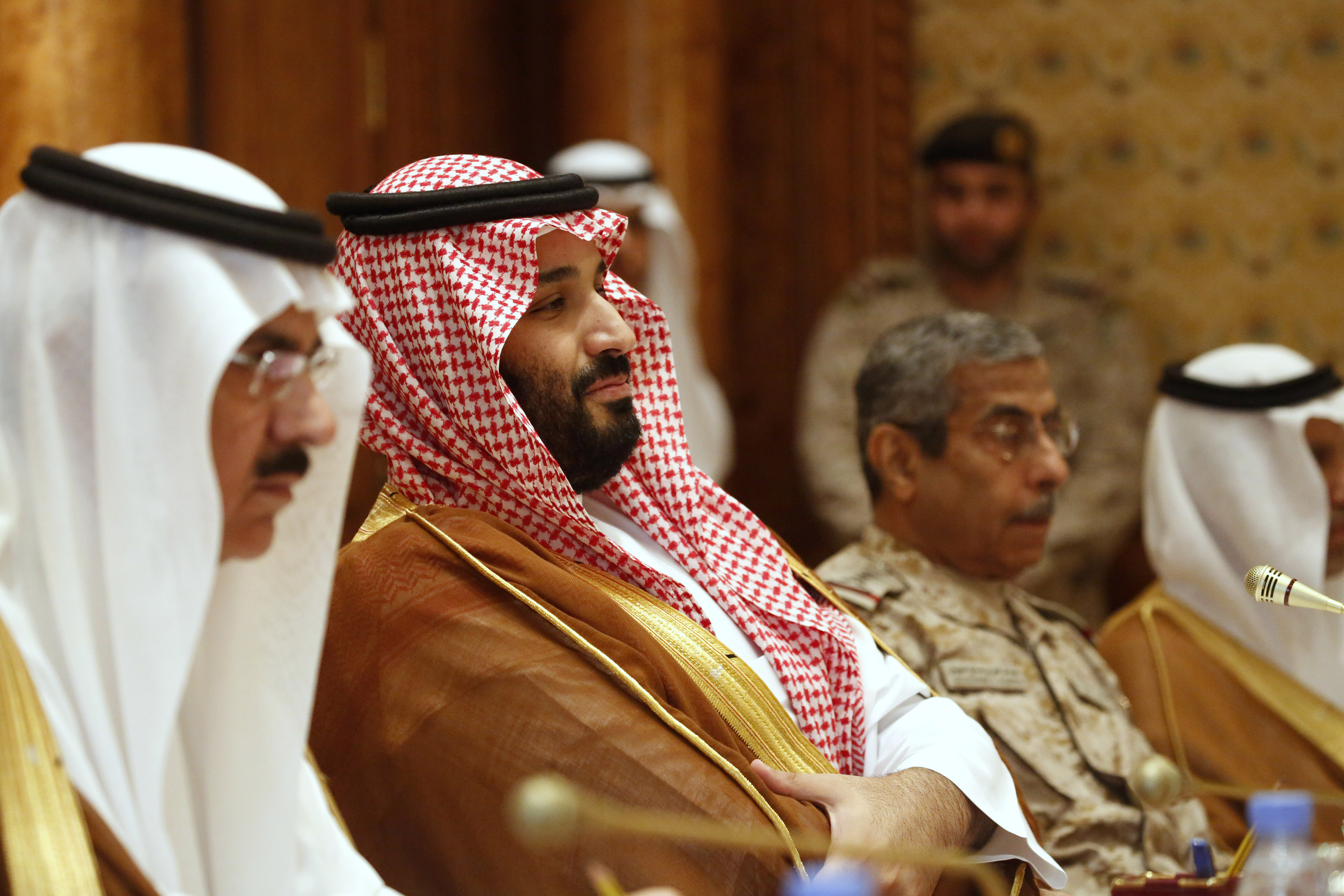 Saudi regime attempts vast reconsolidation with high-up purges and war cries