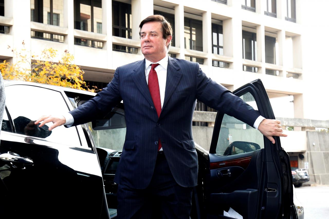 Trumping Trump: the Manafort Case and its context