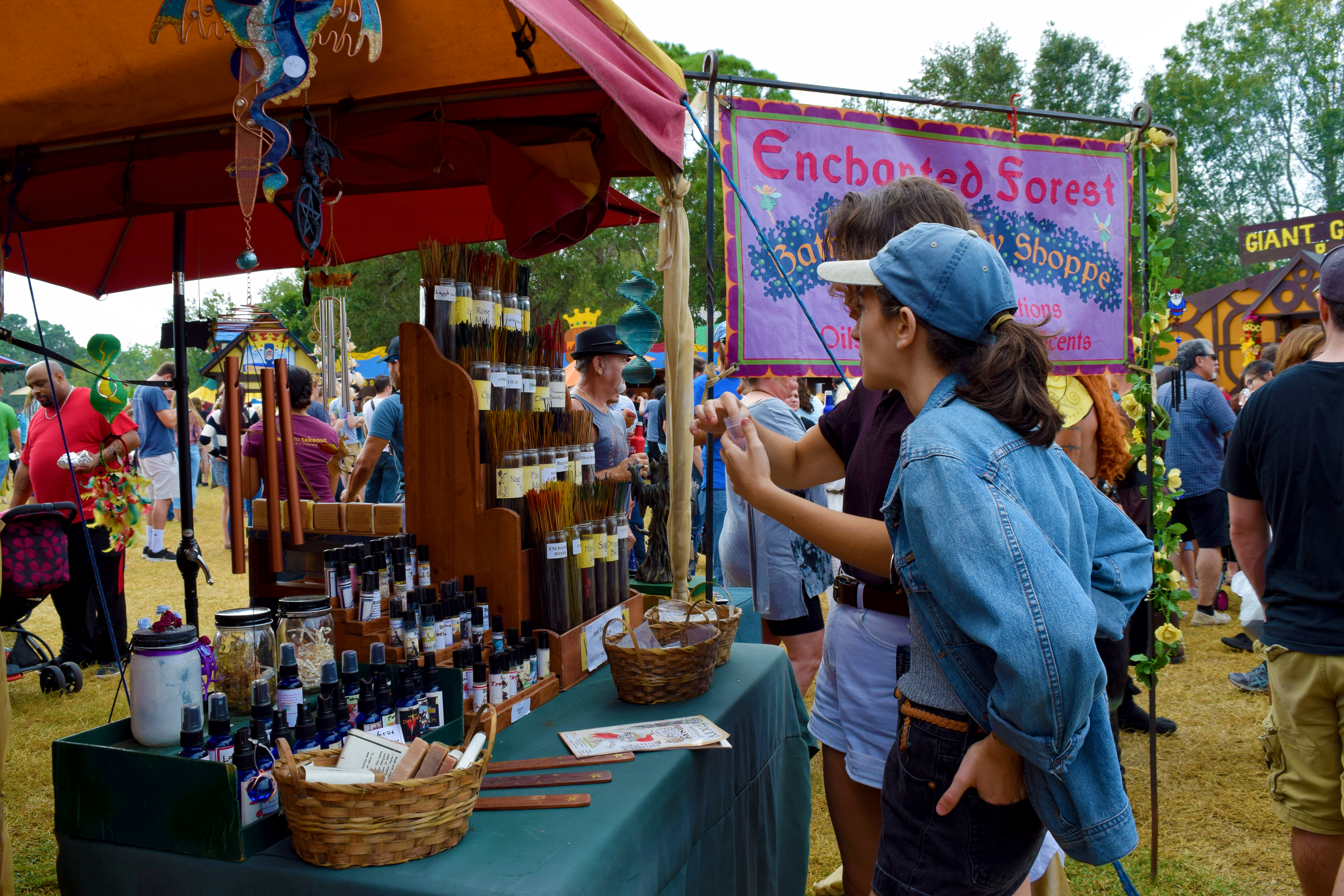 Huzzah and Cheers! The Sarasota Medieval Fair wraps up its fourteenth year