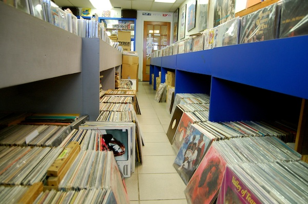 Yesterday and Today: local Miami record store of 36 years, good for the oldies