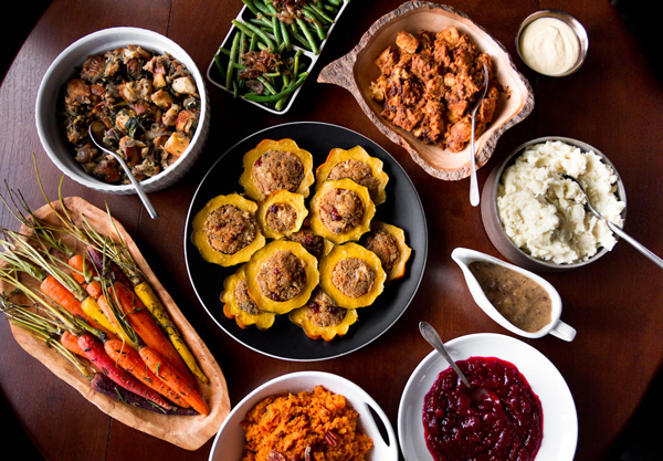 Replace that turkey with tofurky: some tips for vegans this holiday season