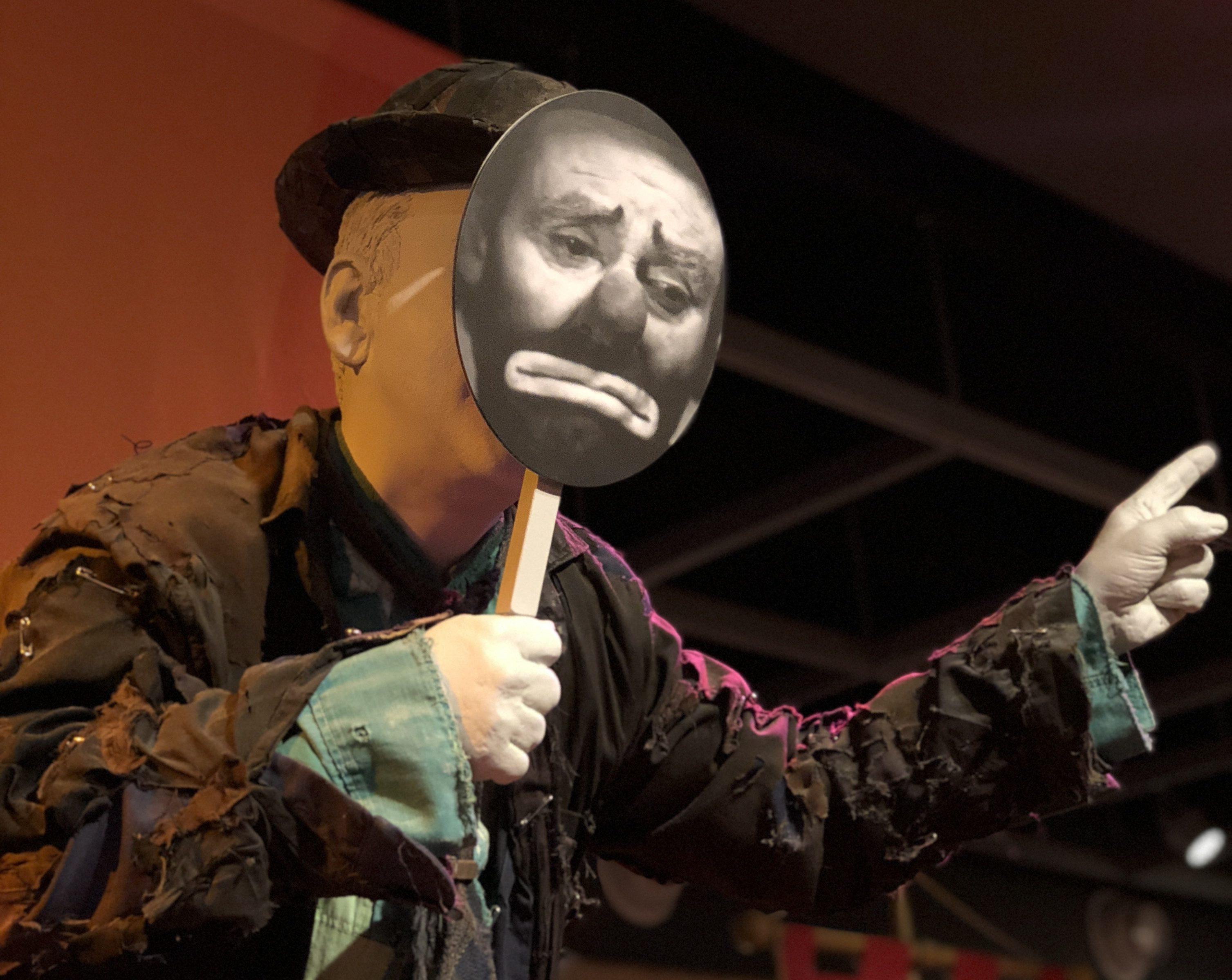 From Emmett Kelly to Pee-Wee Herman to Steve-O: Sarasota's clown history