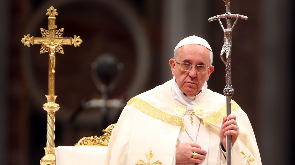 The elephant in the Vatican: Pope silent against allegations of corruption