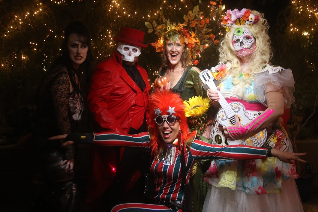 Artpool hosts a Boo-tiful show