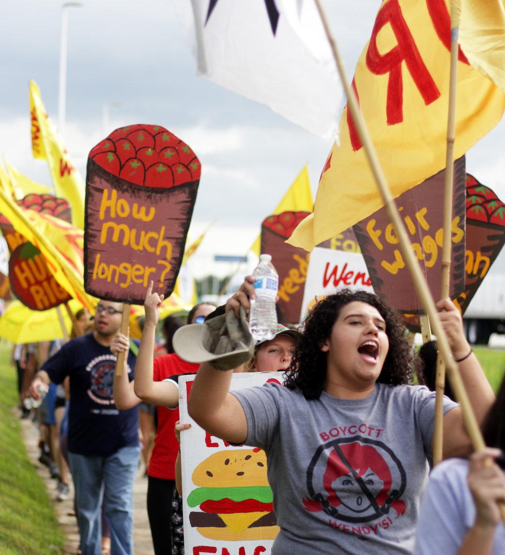 Justicia para trabajadores agricolas: Encuentro 2018