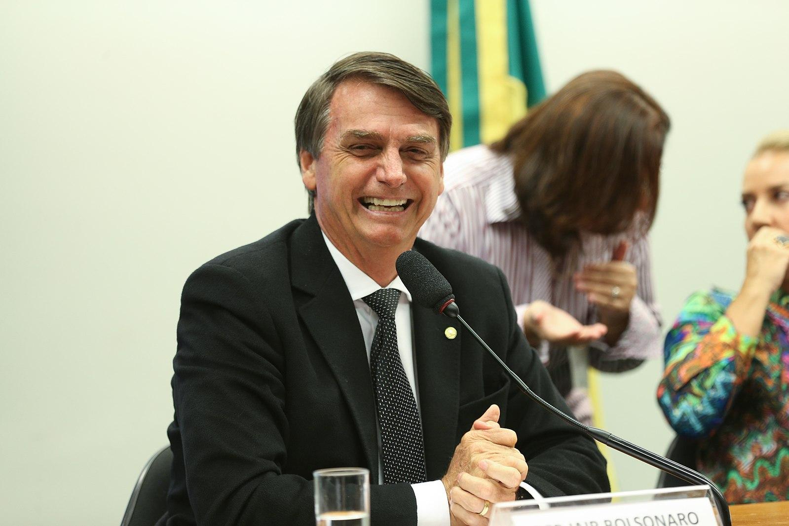 Brazilian presidency takes a sharp right turn