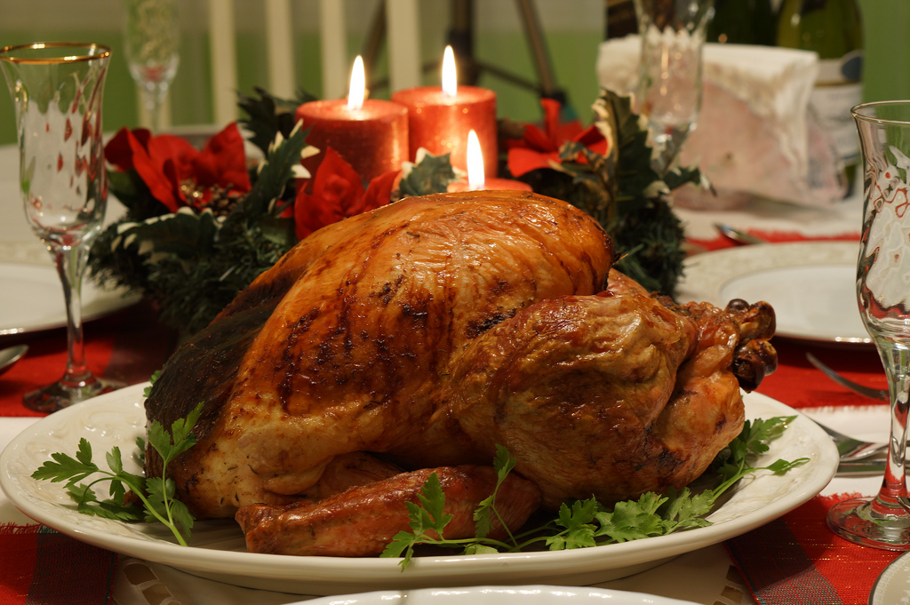 Be thankful if you avoided politics this Thanksgiving