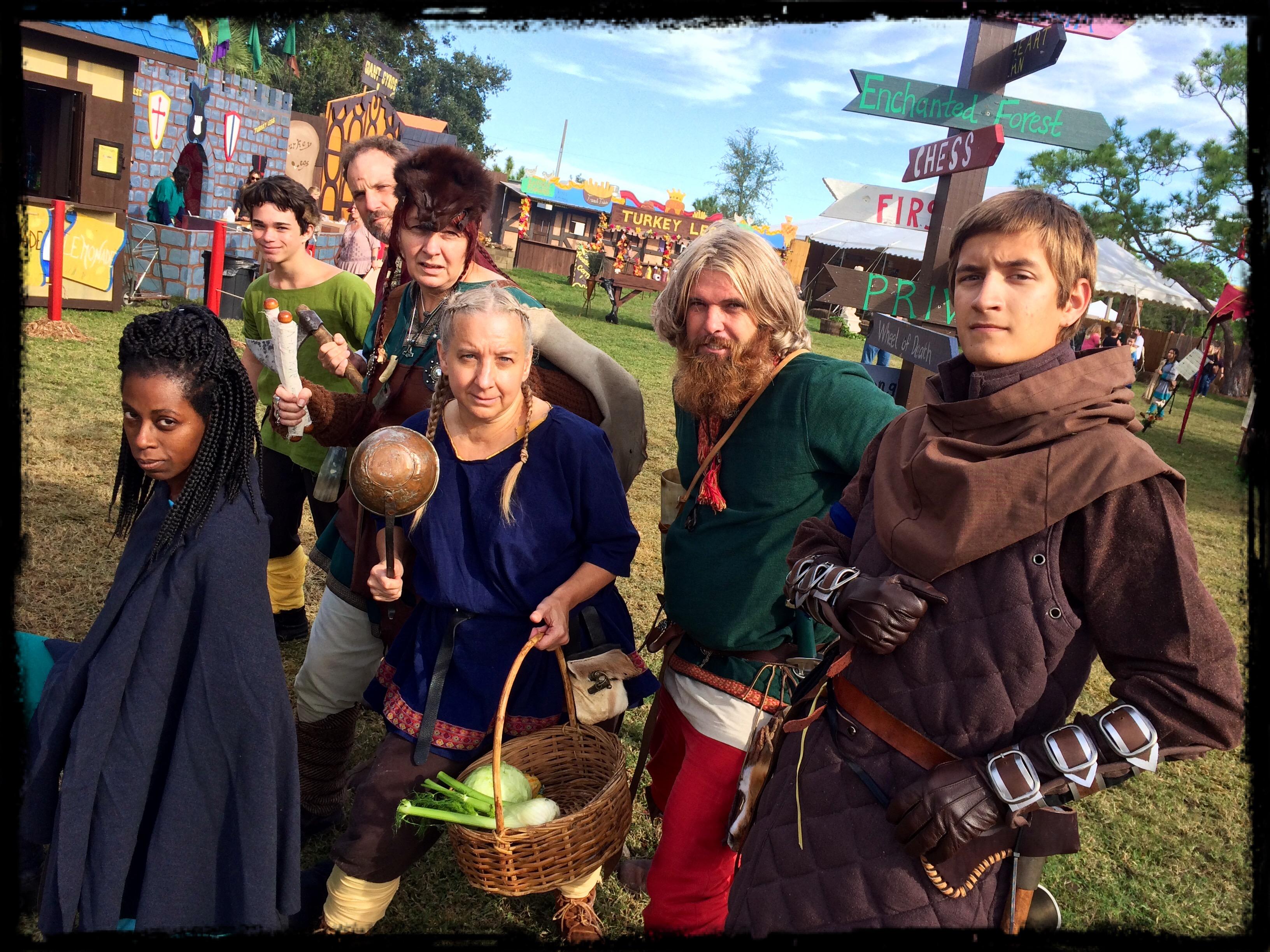 Annual medieval fair returns to the Sarasota Fairgrounds
