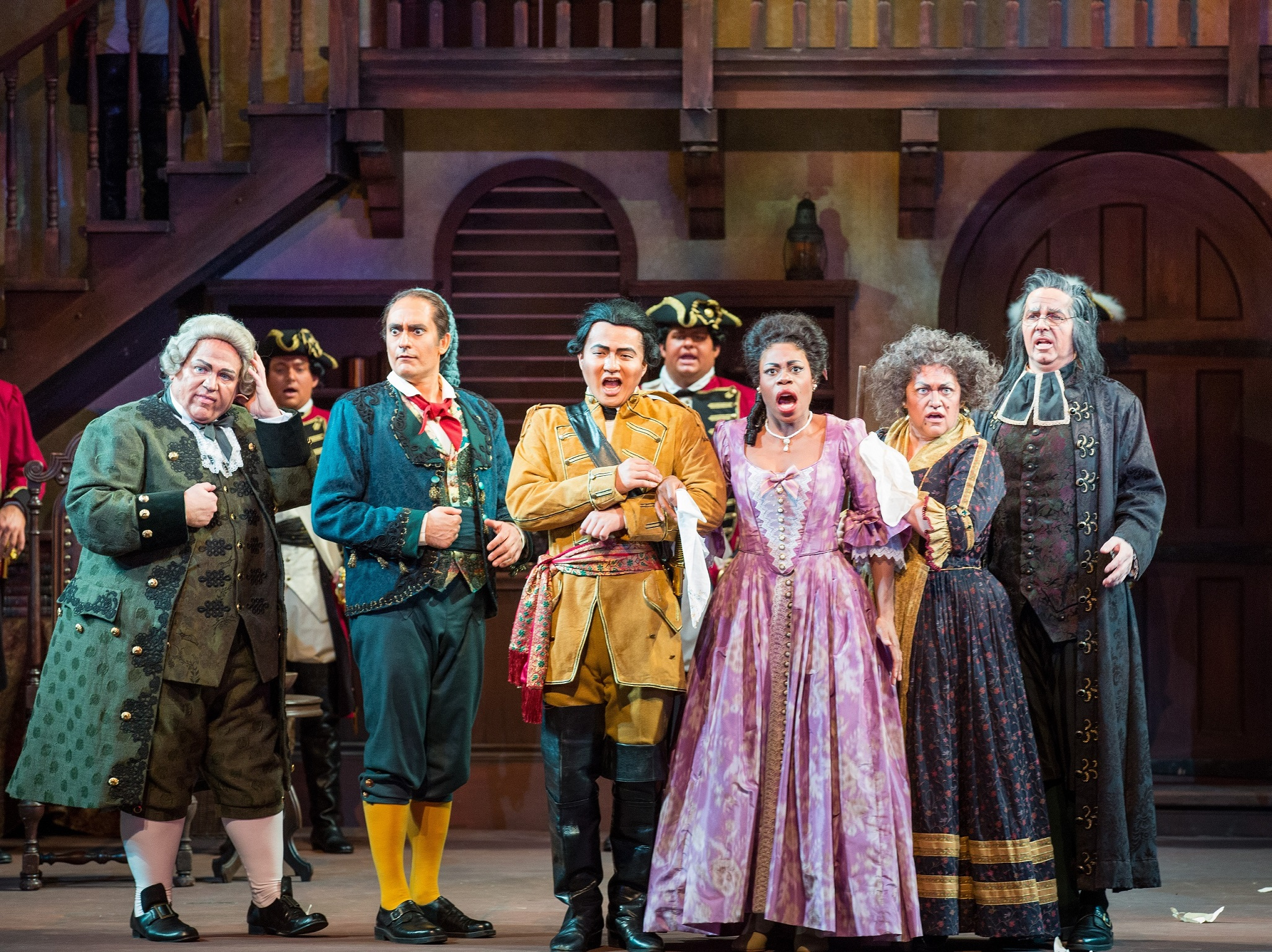 Sarasota Opera kicks off its fall season with The Barber of Seville