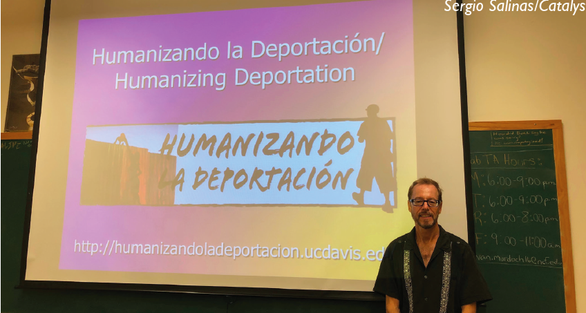 Humanizing Deportation and broadening cultural horizons on campus