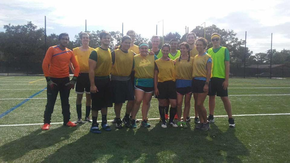 Court Soccer propels Soccer Club