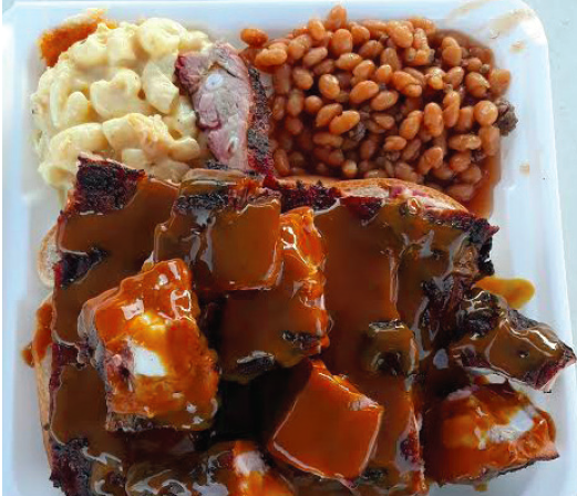 Shell-B-Q serves students mouthwatering meals