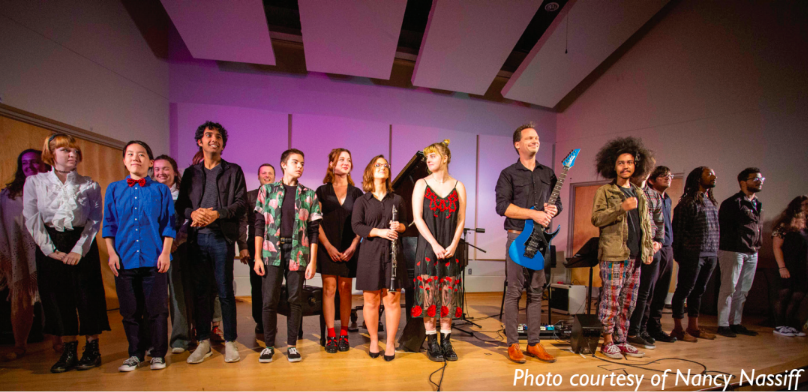 Short films, original compositions and innovate performances at New Music New College: Images
