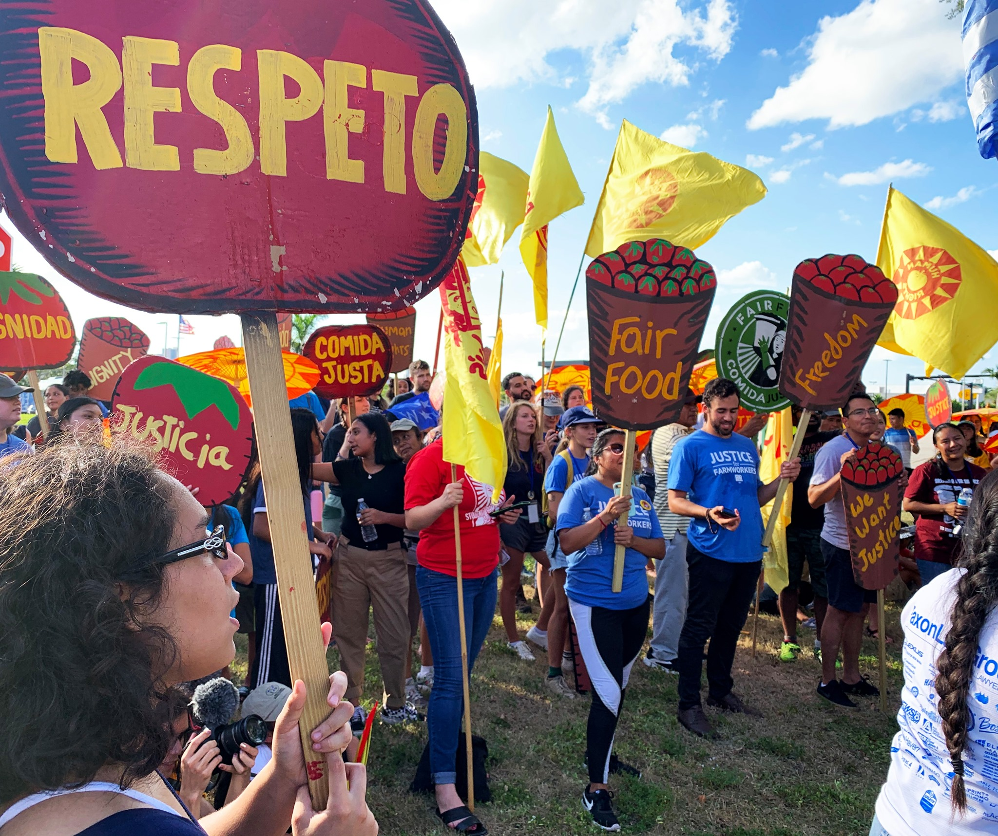 Annual Encuentro encourages student awareness of farmworker rights