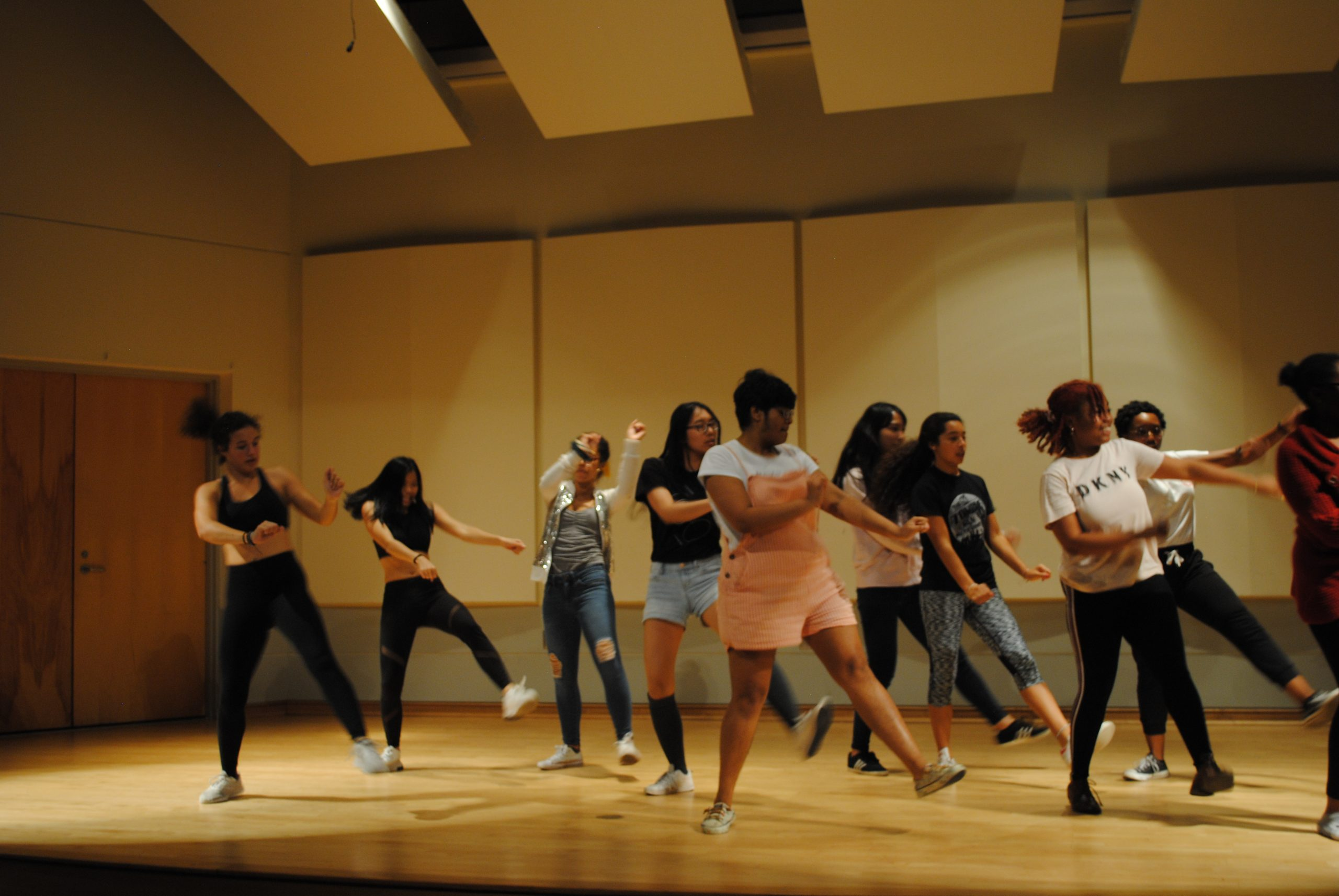 Fall 2019 Dance Collective