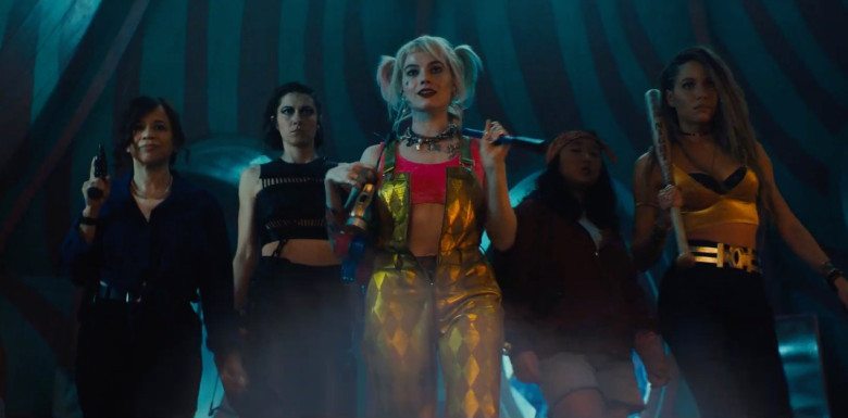 "In a world of supermen, Harley Quinn soars in ""Birds of Prey"""