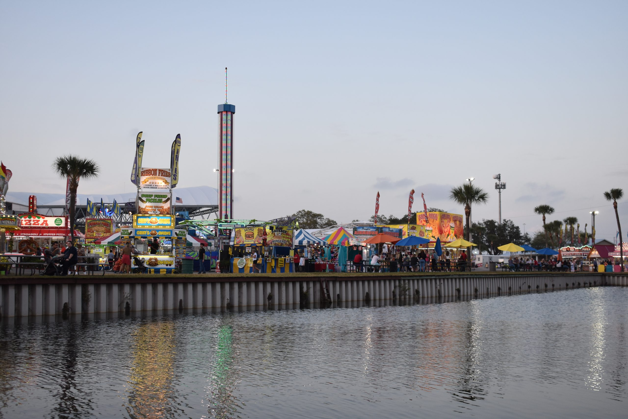 College Night shines bright at the Florida State Fair