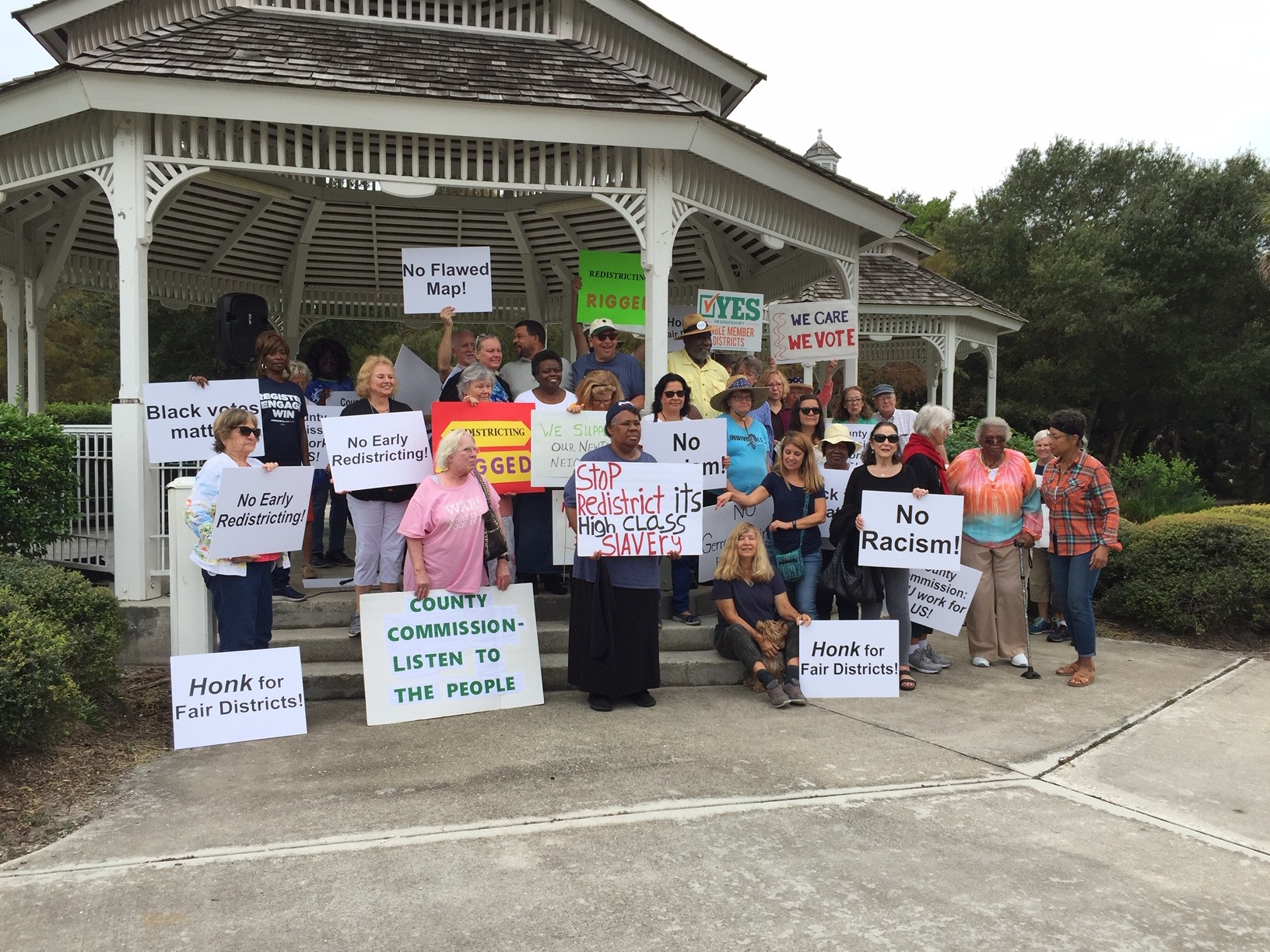 """Plantation politics"": Sarasota County dismisses redistricting lawsuit led by Newtown residents"