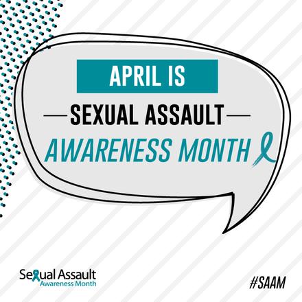 Sexual Assault Awareness Month goes virtual
