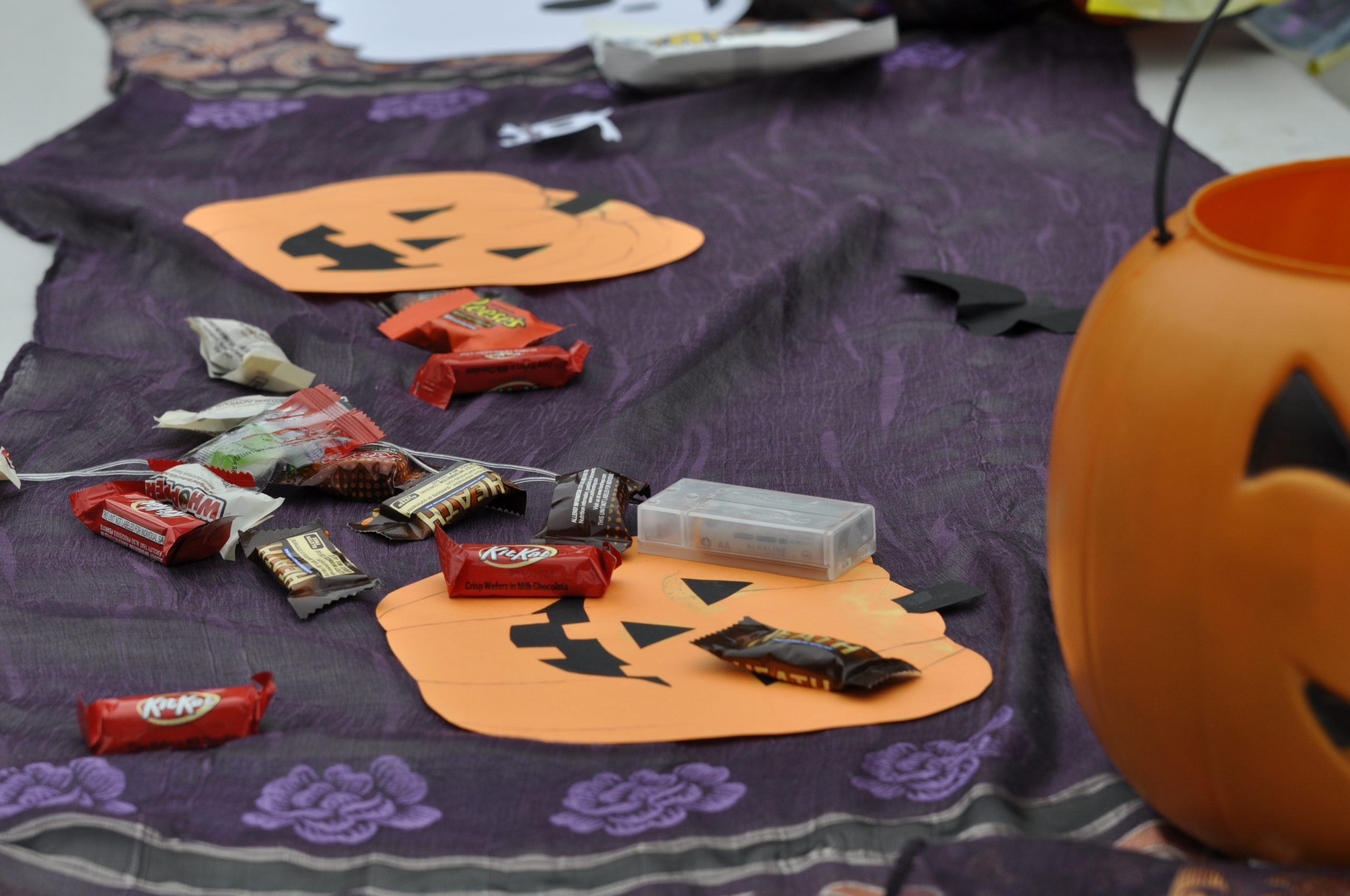 Spooky, scary and COVID-safe: NCF celebrates Halloween with trunk or treat