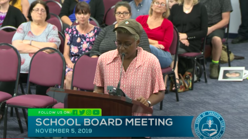 Race, masks and social media mingle in Sarasota school board tensions