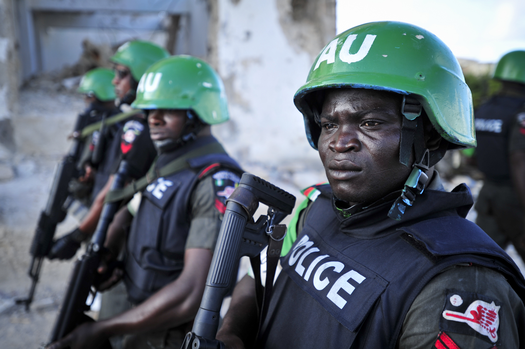 The systemic issues behind Nigeria's police force