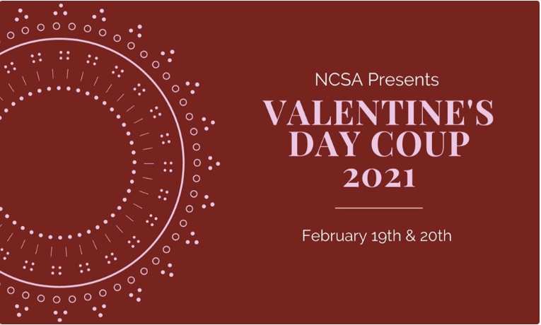 Wear a mask, because love is in the air: Valentine's COUP substitute promises to include more in-person events