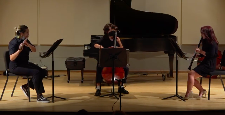 New College Chamber Music class celebrates spring with end-of-semester recital