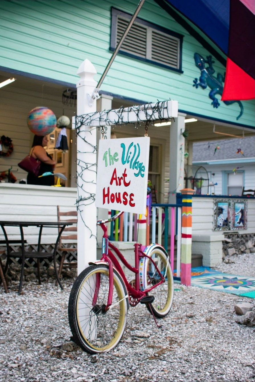 Art, public space, and urban revitalization: a history of Bradenton's Village of the Arts, and why you should visit
