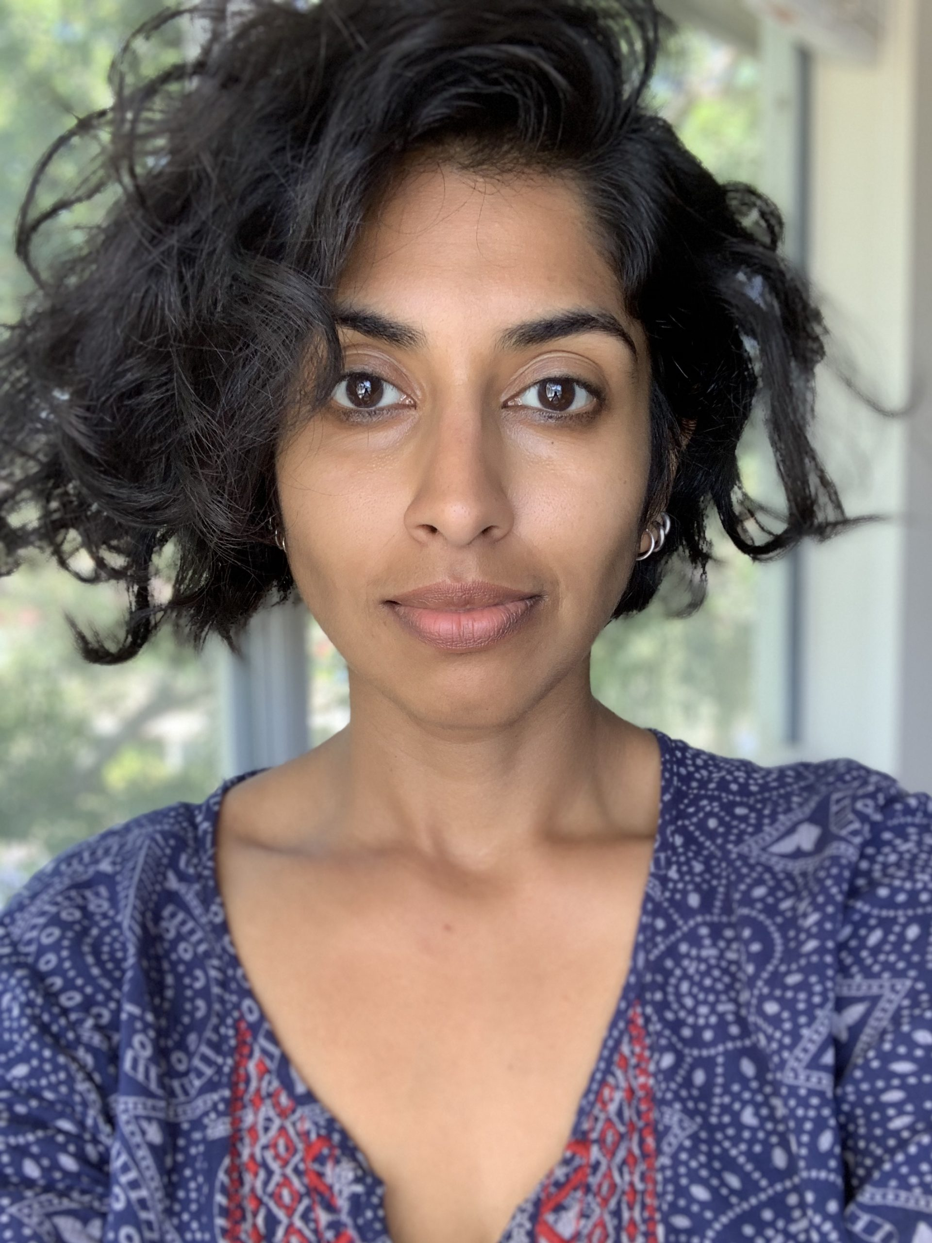 Poetry, process and Professor Avni Vyas' Little God